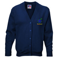 Cardigan Sweatshirt - Broadmayne First School Thumbnail