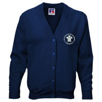 Cardigan Sweatshirt Final Year - The Prince of Wales School Thumbnail