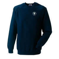 ADULT Round-Neck Sweatshirt Final Year - The Prince of Wales School Thumbnail