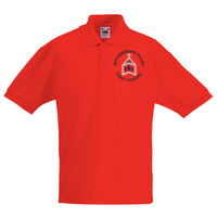 Red Polo Shirt - Winterbourne Valley First School Thumbnail
